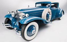 1929 Cord L-29 Front-Wheel Drive