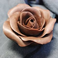 Chocolate Rose - How to Make