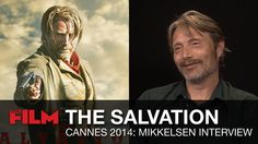 Watch Mads Mikkelsen as he talks all things 'The Salvation', his neo-Western that debuted at the 2014 Cannes Film Festival. Release date 17th April.