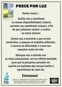 Mentor Espiritual, Mindfulness, God, Pasta, Spiritual Prayers, Words Of Peace, Prayer Of The Day, Quotes Girls, Pray