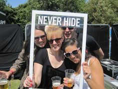 Rayban at Isle of Wight Festival by mashmarketing.com, via Flickr