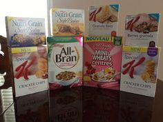 Domesticated Momma: Kellogg Canada Debuts New Products! {G!veaway}