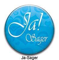Button JA-Sager