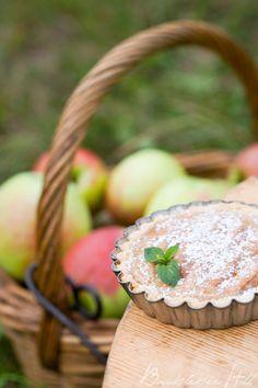Apfelernte mit leckerer Apfeltorte