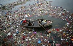#Pollution is the modern day river monster! What these boys are searching for in India's rivers...