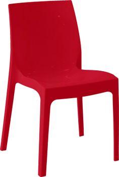 Cadeira Femme Vermelha  Por: R$ 278,88