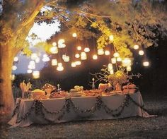 Outdoor lighting ideas - Click image to find more Other Pinterest pins