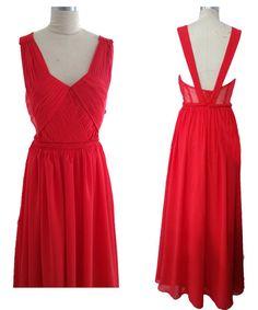 Custom taylor swift dress red floor length by Lemonweddingdress, $135.00