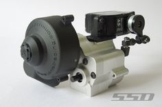 SSD 2 Speed Transmission Kit For The Axial Wraith