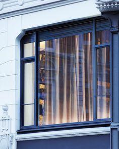 akustik gardinen von creation baumann bei nasha ambrosch akustik gardinen und stoffe. Black Bedroom Furniture Sets. Home Design Ideas