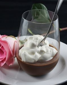 Chocolate Love! A dessert to impress -- with very little effort.