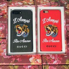 グッチGucci iphoneX/8/8plus/7/7plus ハードケース DIY刺繍製虎柄の携帯6s/6plusケース デニム布生地 高質 名流風 ガールズ