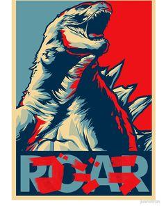 ROAR! by juanotron