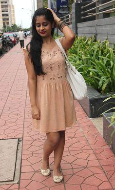 SHIFT IT  #highstreet #style #fashion #blog #india #stylist #mumbai #OOTD #WhatIWore #blogger #shiftdress #nude