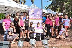 Hoteles Globales colabora con la asociación AMATE en la lucha contra el cáncer de mama