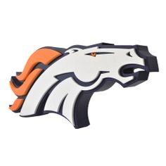 Denver Broncos 3D Foam Wall Art