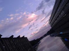 Canal de l'Ourcq / Paris