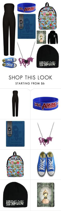 """Untitled #2913"" by llamapoop ❤ liked on Polyvore featuring STELLA McCARTNEY, David & Goliath and Converse"