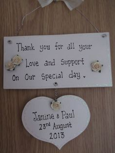 Thank You Gifts Wedding Attendants : ... gifts on Pinterest Bridesmaid hangers, Bridesmaid gifts and