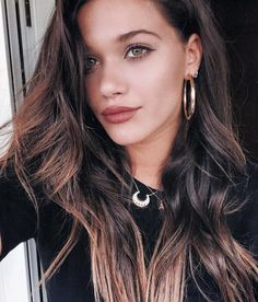 Pinterest: DEBORAHPRAHA ♥️ ombre for brunettes hair color