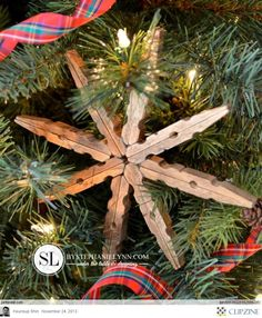 Homemade+Christmas+Ornaments+