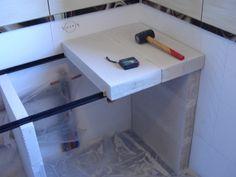 plan vasque en béton cellulaire (tuto complet)