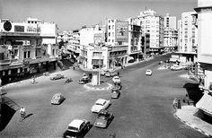 Rond point Mers Sultan #Casablanca #Maroc #Morocco #Moroccan #History