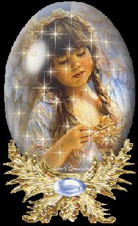 angel snowglobe