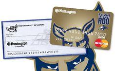 Fear The Roo Banking Huntington Bank, Investing, Football, Cards, Gold, Blue, Hs Football, Futbol, American Football