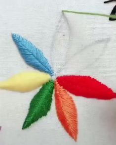 Sewing Art Sewing Tools Sewing Tutorials Sewing Hacks Sewing Patterns Sewing Projects Sewing Techniques Techniques Couture Learn To Sew Techniques Couture Sewing Hacks Sewing Crafts Sewing Projects Embroidery Stitches Embroidery Designs Needle And Thread Sewing Stitches, Hand Embroidery Stitches, Diy Embroidery, Cross Stitch Embroidery, Embroidery Designs, Sewing Patterns, Hand Embroidery Videos, Embroidery Needles, Afghan Patterns