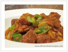 KENYAN BEEF STEW    This Kenyan beef stew uses tender grass fed beef and is so delicious and easy to make. It is made often in many households and there are other variations. This is one of our favorite recipes because it takes little time to make and its delicious!