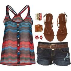 Cute Summer Outfits #Fashion #Trusper #Tip