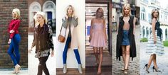 Outfit Roundup of 2015 | Fashion, Beauty & Style Blogger - Pippa O'Connor