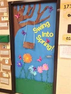 spring and end of year door decorations | Spring door decorations classroom - Bing Images