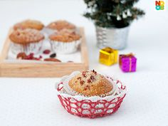 Christmas Muffins Re