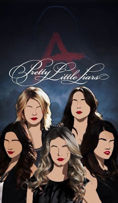 """40 """"Pretty Little Liars"""" Season Six Fan-Art Posters so Good, They Could Be Real"""