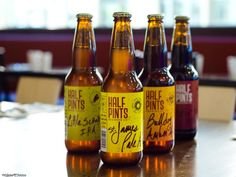 If you haven't tried Half Pints, time to get it together and give it a taste! Half Pint, Pints, Indie Movies, Best Beer, Beer Bottle, Food, Pint Glass, Independent Films, Meal