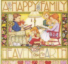 HAPPY-FAMILY-HEAVEN-ON-EARTH--art-by-Mary-Engelbreit