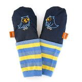 Mimitens All Weather Mittens Owl Navy