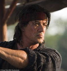 New blood: A new Rambo TV series in the works exec produced by Sylvester Stallone Rambo 4, John Rambo, Rocky Balboa Poster, Sylvester Stallone Rambo, Anya Joy, Silvester Stallone, Hard Men, Famous Movies, The Expendables