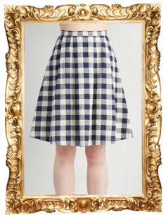 Good Golly Miss Jolly Skirt - $49.99