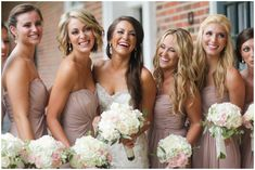 How Many Bridesmaid's Should I Have? Some practical things to consider while you are planning your wedding!