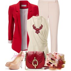 """Nougat"" by spherus on Polyvore"