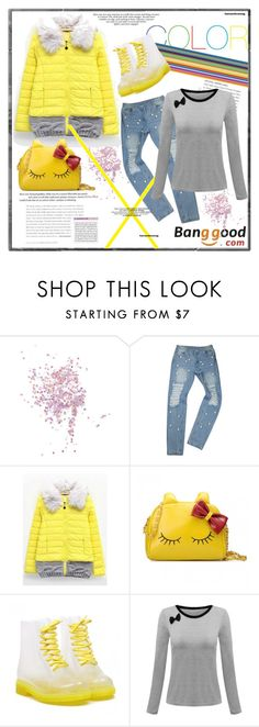 """""""Banggood  8."""" by esma178 ❤ liked on Polyvore featuring moda, Topshop, women's clothing, women's fashion, women, female, woman, misses y juniors"""
