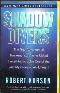 If you've ever been SCUBA diving, this book will give you the chills. If you haven't, then this book may make never want to.