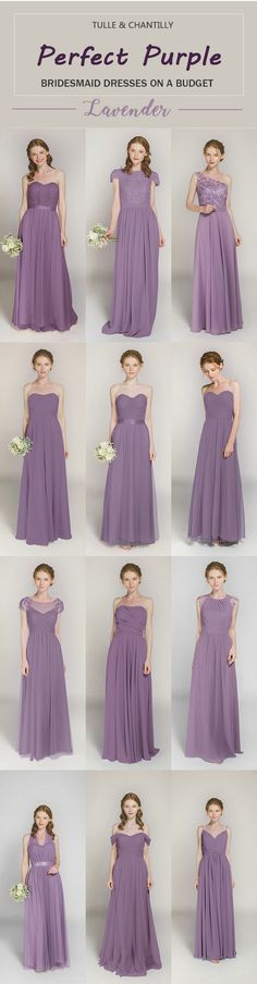 Wonderful Perfect Wedding Dress For The Bride Ideas. Ineffable Perfect Wedding Dress For The Bride Ideas. Purple Bridesmaid Gowns, Junior Bridesmaid Dresses, Wedding Bridesmaids, Affordable Bridesmaid Dresses, 2015 Wedding Dresses, Dress Wedding, Prom Dresses, Vestido Color Lila, Color Lavanda