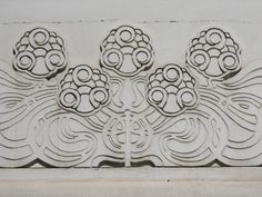 Secession Flowers | On the Succession Building, Vienna