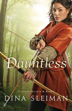 GIVEAWAY! Dauntless by Dina Sleiman, giveaway ends 3/13/15.