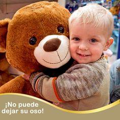 ¿Tu hijo no puede dejar su oso de peluche? ¡Tranquila! es normal que tu bebé tenga apegos con algunos juguetes u objetos a los que les mostrará cierto cariño, ya que a través de ello representa el cuidado que le dan sus padres.