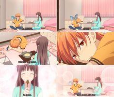 Manga Anime, Fanarts Anime, Anime Characters, Anime Art, Girls Anime, Cute Anime Guys, I Love Anime, Cardcaptor Sakura, Fruits Basket Manga
